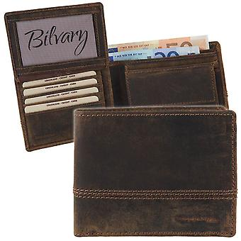 GREEN country classic Buffalo leather purse wallet 2555-25