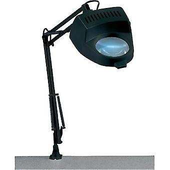 Toolcraft 60 W 2 x Magnifying Workshop Lamp with Screw Clamp