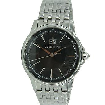 Cerruti 1881 mens watch wristwatch stainless steel CRA072SN02MS