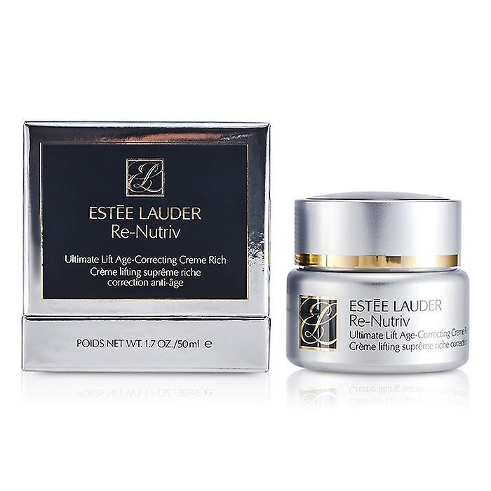 Estee Lauder Re-Nutriv Ultimate Lift Age-Corrección Creme Rich 50ml / 1.7oz
