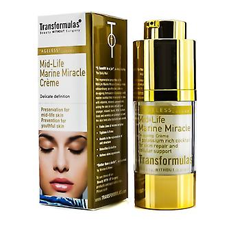 Transformulas Mid-Life Marine Miracle Creme 15ml/0.5oz