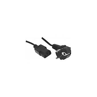 EXC AC Power Cord cord set appliance cord 0-6 m Angled