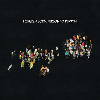 Foreign Born - Person to Person [Vinyl] USA import