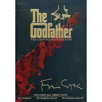 Godfather Collection - Godfather Collection (Coppola Restoration) [DVD] USA import