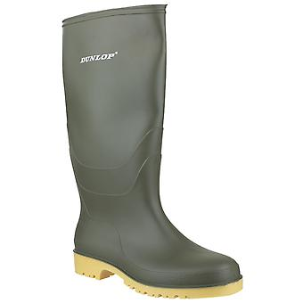 Dunlop 16247 Childrens Unisex Dulls Welly Boots Self Lined PVC Pull On Footwear
