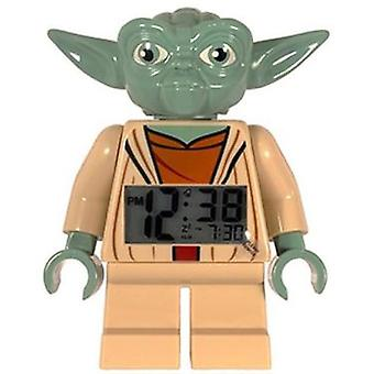 Lego Wecker Star Wars Yoda