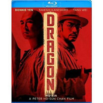 Dragon [BLU-RAY] USA importerer