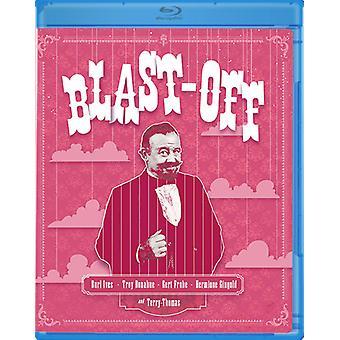 Importación de los E.e.u.u. blast-Off [Blu-ray]