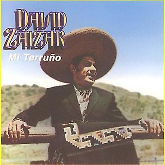 David Zaizar - importación de Estados Unidos MI Terruno [CD]