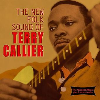 Terry Callier - neue Folk-Sound von Terry Callier [Vinyl] USA import