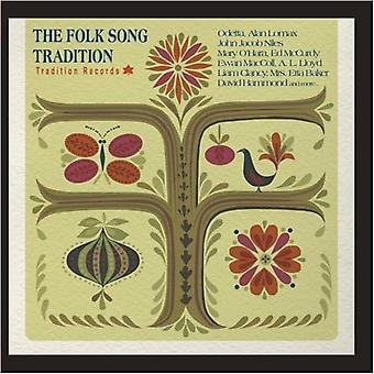 Folk liedtraditie - Folk liedtraditie [CD] USA importeren
