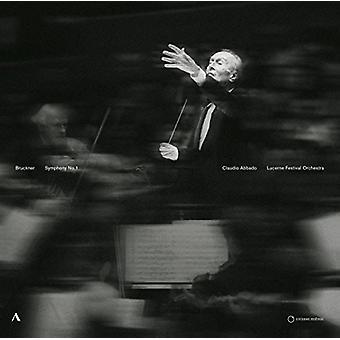 Bruckner, Anton / Abbado, Claudio - Claudio Abbado - Lucerne Festival Orchestra [Vinyl] USA import