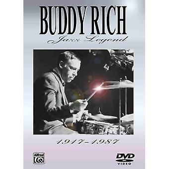 Buddy Rich - Jazz Legend [DVD] USA import