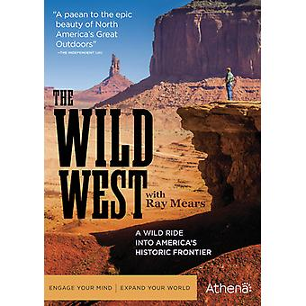 Wild West with Ray Mears [DVD] USA import