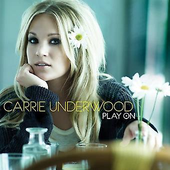 Carrie Underwood - spille på [CD] USA import