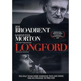 Longford [DVD] USA import