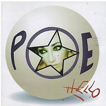 Poe - Hello [CD] USA import