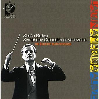 Villa-Lobos/Estevez/Orbon/Revueltas/Ginastera/Chav - Latin America Alive [CD] USA import