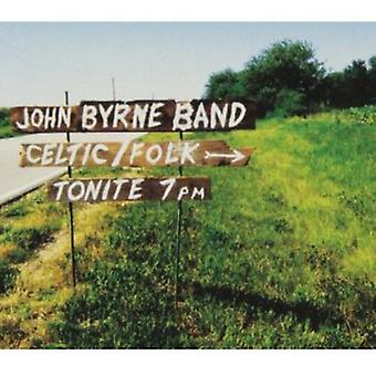 John Byrne Band - importazione USA Celtic Folk [CD]