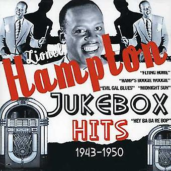 Lionel Hampton - Jukebox Hits [CD] USA import