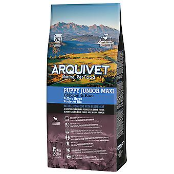 Arquivet Dog Puppy Junior Maxi (Honden , Voeding , Droogvoer)