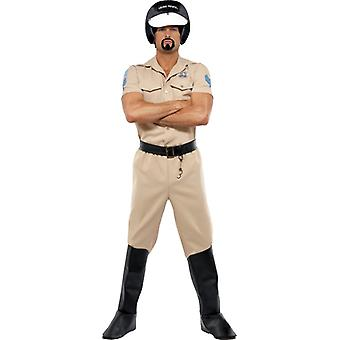 Original village people costume biker policeman COP Gr. M