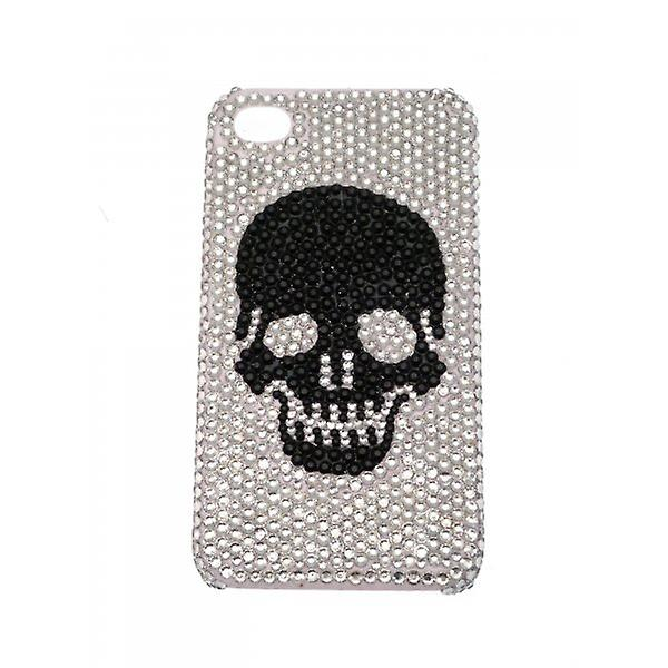 W.A.T Sparkling Crystal Skull IPhone 4 Cover