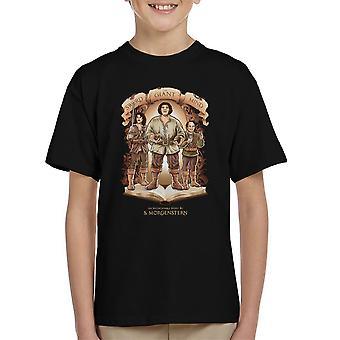 The Princess Bride An Inconceivable Story Kid's T-Shirt