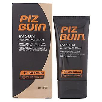 Piz Buin In Sun Radiant Face Cream Spf15