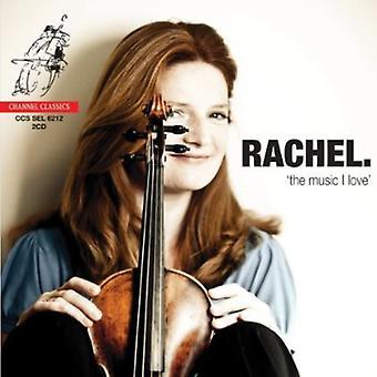 Podger - Rachel: The Music jeg elsker [CD] USA importerer
