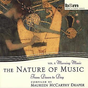 Maureen McCarthy Draper - arten af musik, Vol. 1: morgen musik Dawn dag [CD] USA import