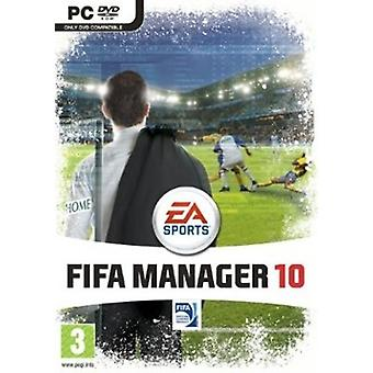 FIFA Manager 10 (PC DVD) (used)