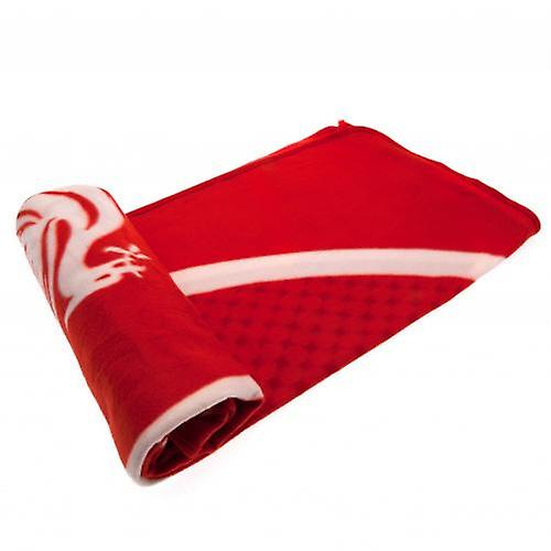 Liverpool F.C. Fleece Blanket BE