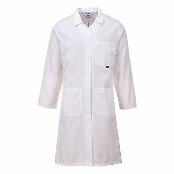 Portwest - Ladies Workwear Standard Lab-Medical-Food Prep Coat