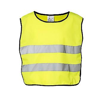 ID Childrens/Kids Unisex Regular Fitting Reflective Safety Vest