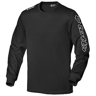 Lotto Mens Football Sports Training T-Shirt Long Sleeve Zenit PL
