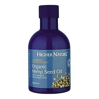 Higher Nature Organic Hemp Seed Oil, 200ml