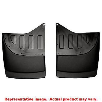 Husky Liners 57351 Black Custom Molded Mud Guards   FITS:CHEVROLET 2001 - 2006