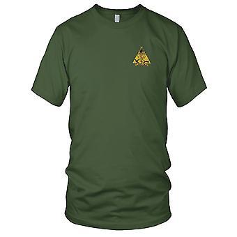 US Navy CVSG-55 Carrier Anti-u-Boot-Geschwader Fifty Five gestickt Patch - Kinder T Shirt