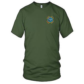 U.S. 238th traficantes de AER WPNSCO I y II cuerpo - Laos - guerra de Vietnam piloto bordado parche - señoras T Shirt