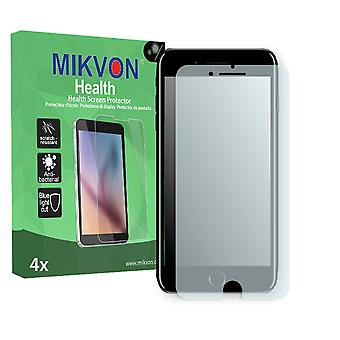 Apple iPhone 8 Plus Screen Protector - Mikvon Health (Retail Package with accessories) (intentionally smaller than the display due to its curved surface)