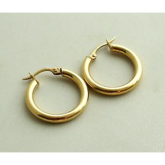 Yellow Gold occasion earrings