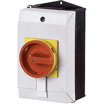 Limit switch 20 A 690 V 1 x 90 ° Yellow, Red