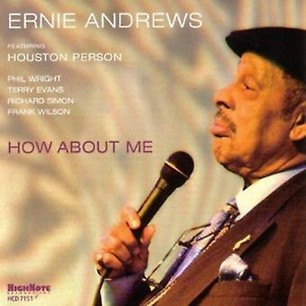 Ernie Andrews - How About Me [CD] USA import