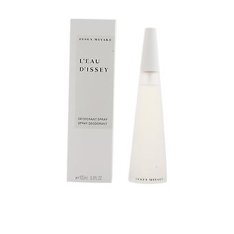Issey Miyake L'eau D'issey Deo Vapo 100ml Womens New Sealed Boxed