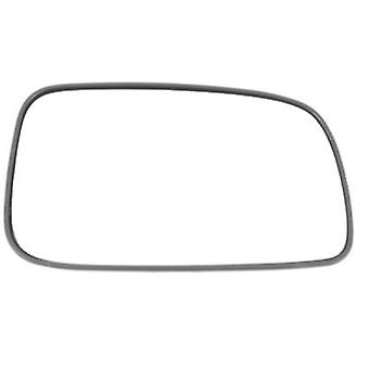 Right Stick-On Mirror Glass for Toyota AVENSIS Liftback 2003-2006