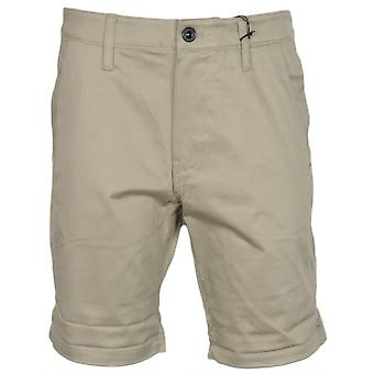 G-Star Bronson Straight Fit Dune Shorts