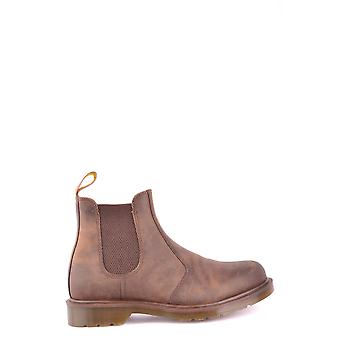 Dr. Martens men's MCBI103042O brown leather ankle boots