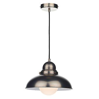 Dynamo 1 Lighting Pendant Antique Chrome