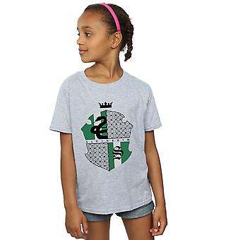 Harry Potter Girls Slytherin Shield T-Shirt